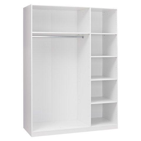 Caisson pour armoire à composer de 150cm Blanc - Karma - Les ...