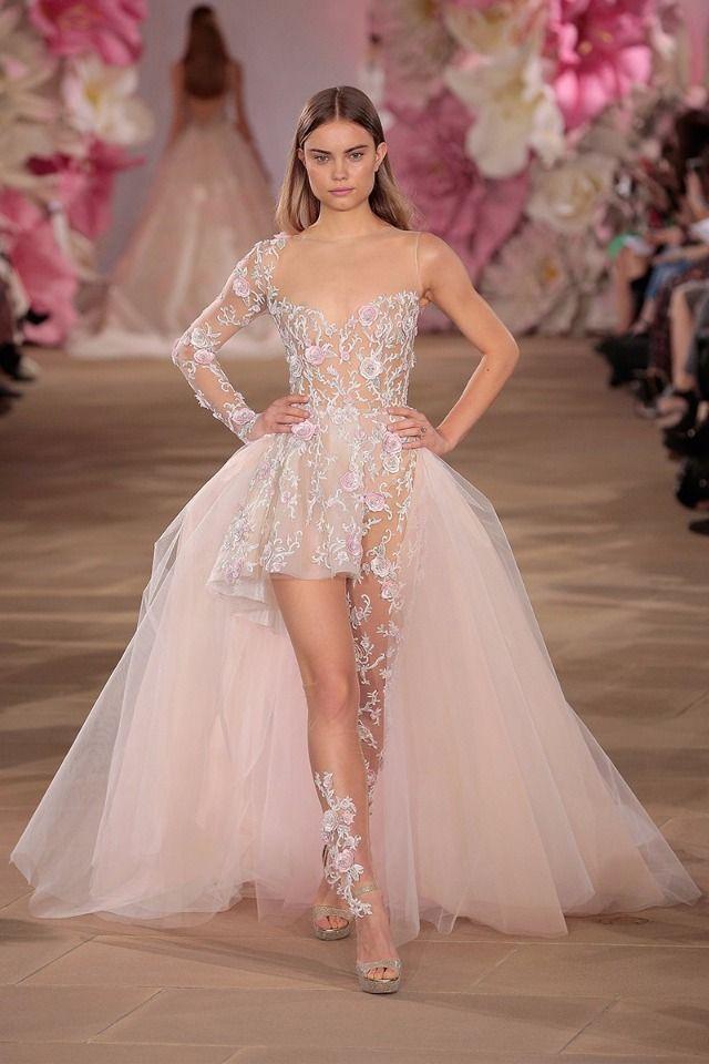 2017 Unique Wedding Dresses   Ines di santo wedding dresses, Unique ...