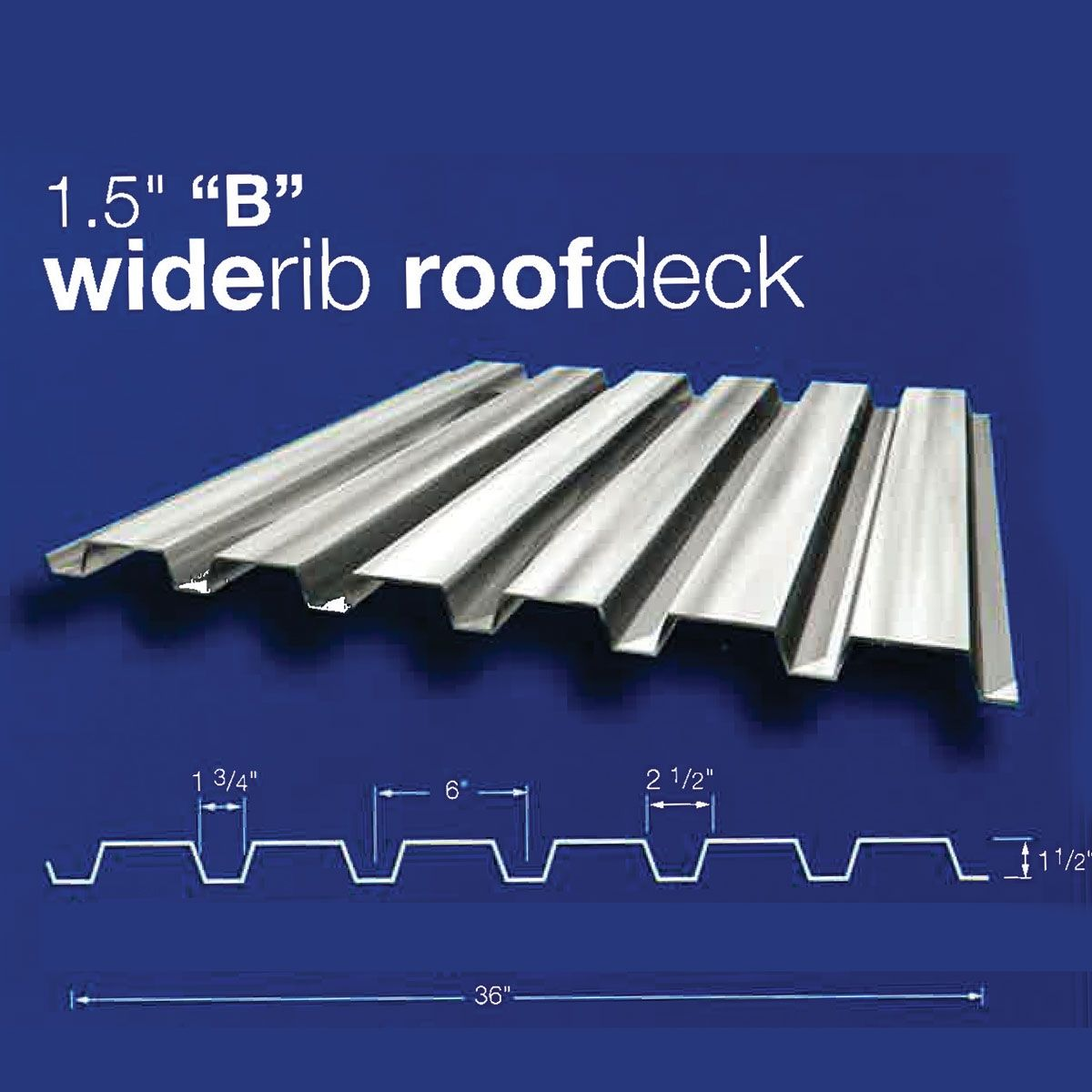 Steel Roof Deck Type B Roof Deck Metal Roof Metal Roofing Prices