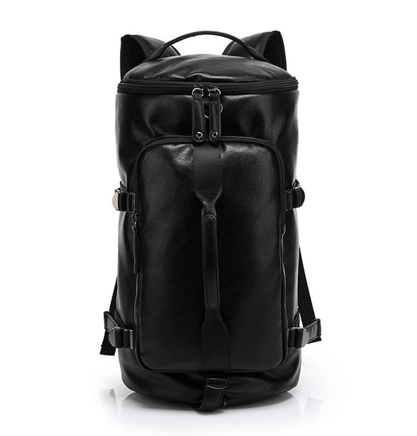 604d8a1a141b Genuine Leather Men's Backpack | Products | Leather Backpack, Men's ...