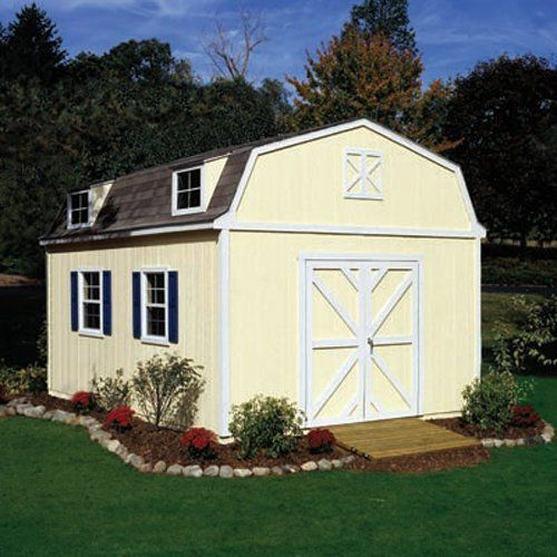 Handy Home Sequoia Storage Shed - 12 x 20 ft. | from hayneedle.com