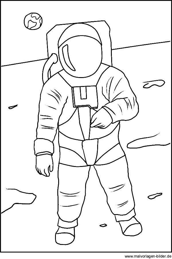 Ausmalbilder Astronaut 300 Malvorlage Alle Ausmalbilder