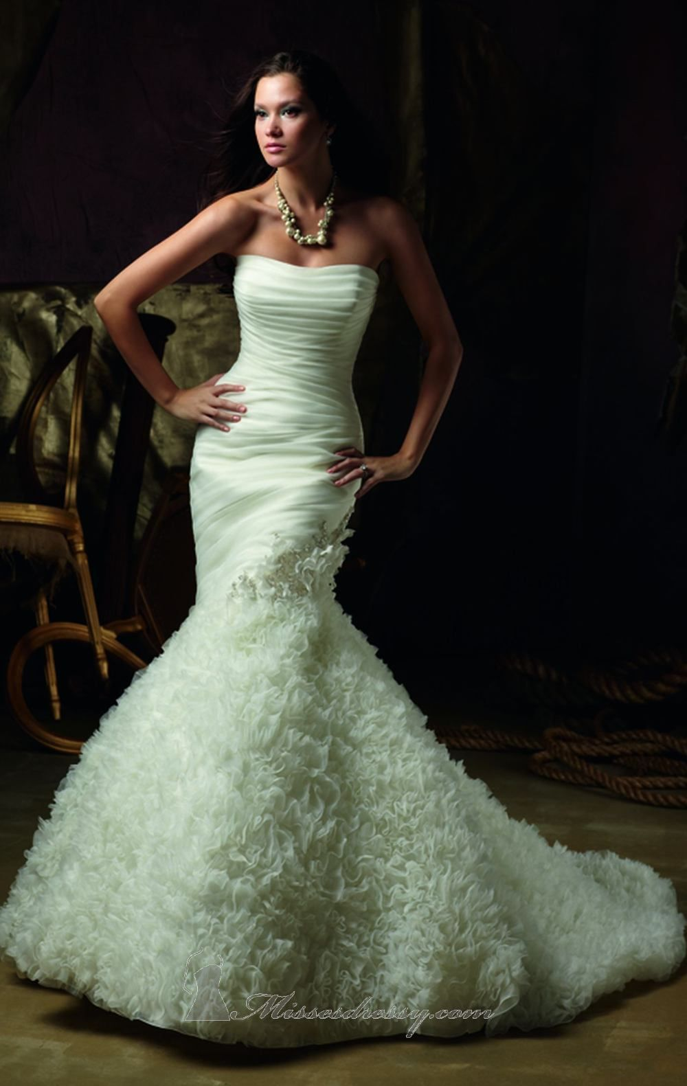 Mori Lee 1243 Dress - MissesDressy.com