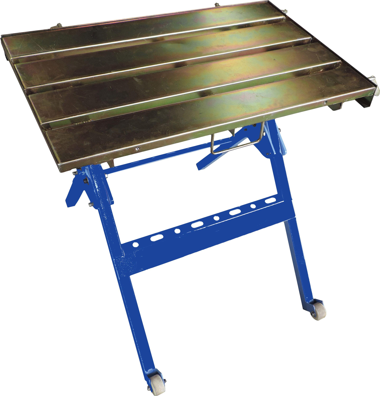 Powerfist Portable Folding Welding Table Workbench Princess Auto