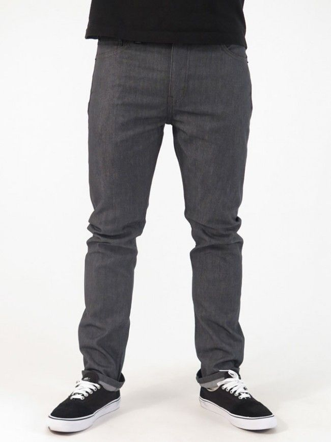 510 Skinny Fit Rigid Grey Jeans for men by Levis