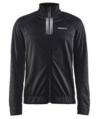 9973afcb Craft Rime Jacket M - Black | Cykling / Herre | Sort, Jakker