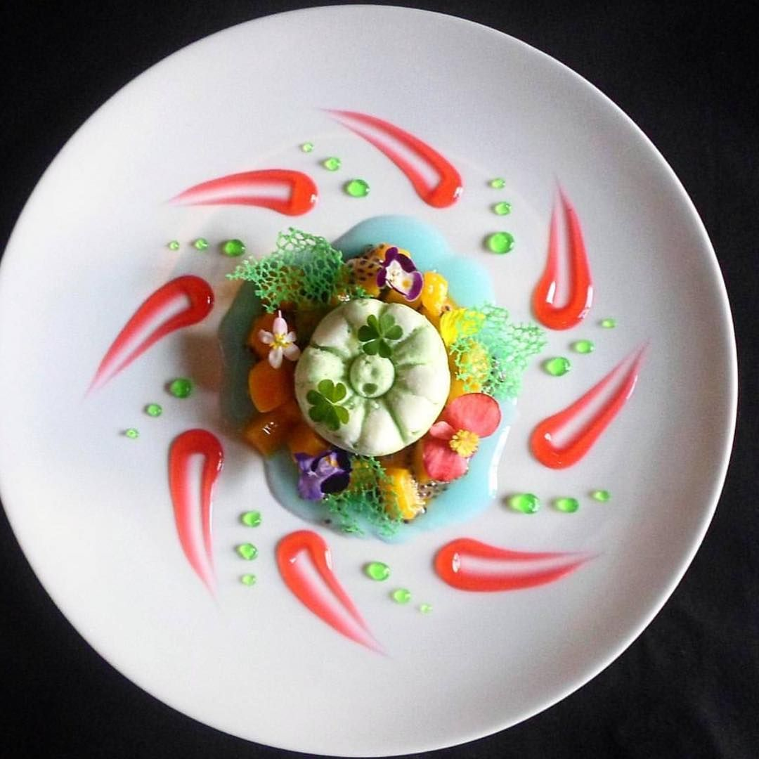 Pin By Rosanne Graphic Designer On Foodie Plating Art