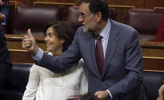"""Rajoy acusa a Pablo Iglesias de """"corrupción democrática"""""""