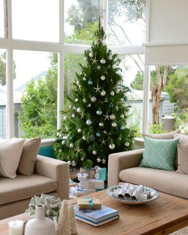 Coastal Style Christmas Greetings from Coastal Style Christmas - coastal christmas decorations
