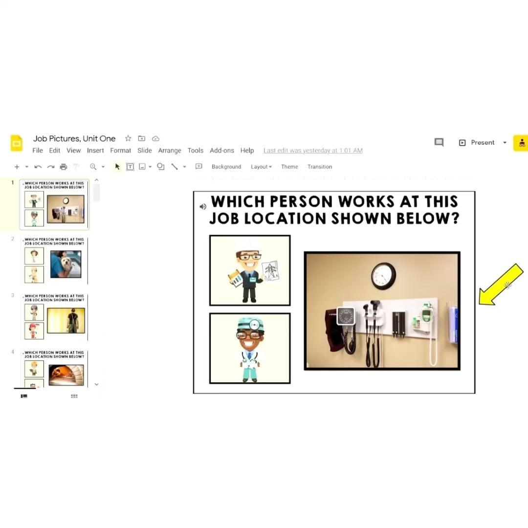 Life Skills Job Skills Google Vocational Skills Career Picture Match Video In 2021 Life Skills Vocational Skills Life Skills Lessons