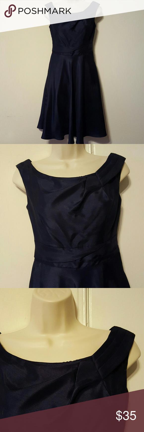 Davidus bridal dark blue dress dark blue bridesmaid dresses blue