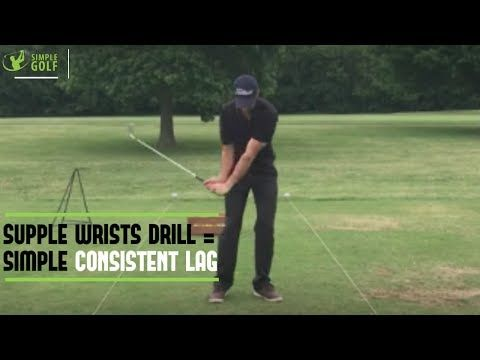 Online Golf Instruction Best Drill Ever To Create Golf Swing Lag