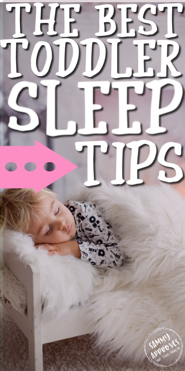 How To Get A Toddler To Sleep The Whole Night