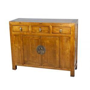 bahut chinois de cuisine 2 portes 3 tiroirs cuisine. Black Bedroom Furniture Sets. Home Design Ideas