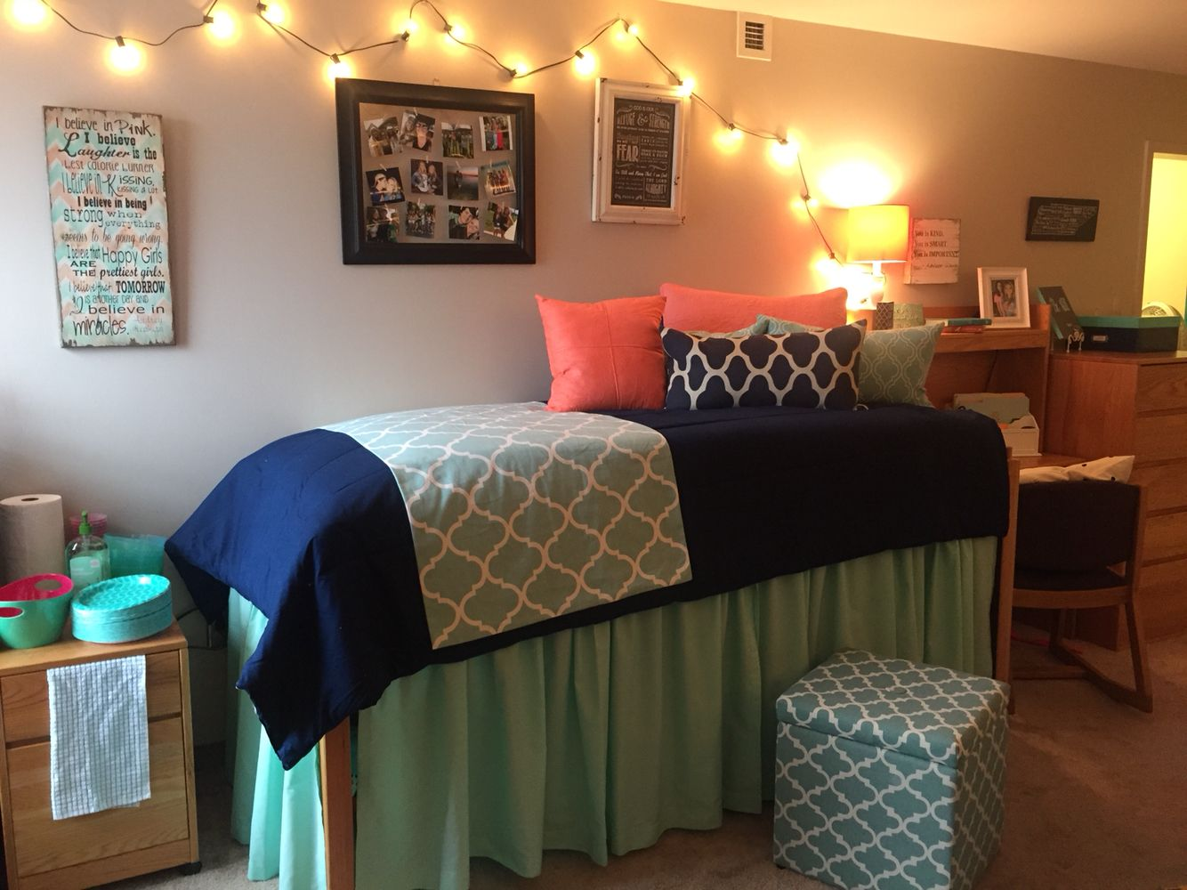 Dorm Inspiration! Tennessee Tech University Dorm Room Part 89
