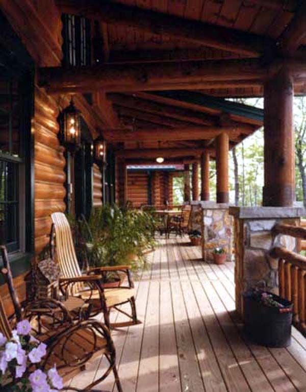 Cabin House Plans on Small Cabin Floor Plans