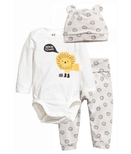 goditi un grande sconto acquisto economico data di rilascio Check this out! CONSCIOUS. Set in soft organic cotton jersey ...
