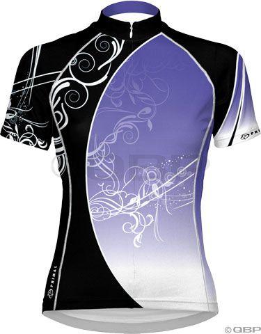 b3c059af8055 $15 Primal Wear Wmns Lavish Jersey - Medium Black/Purple (missing tag) in  Tree Fort Bikes Jerseys (cat197)
