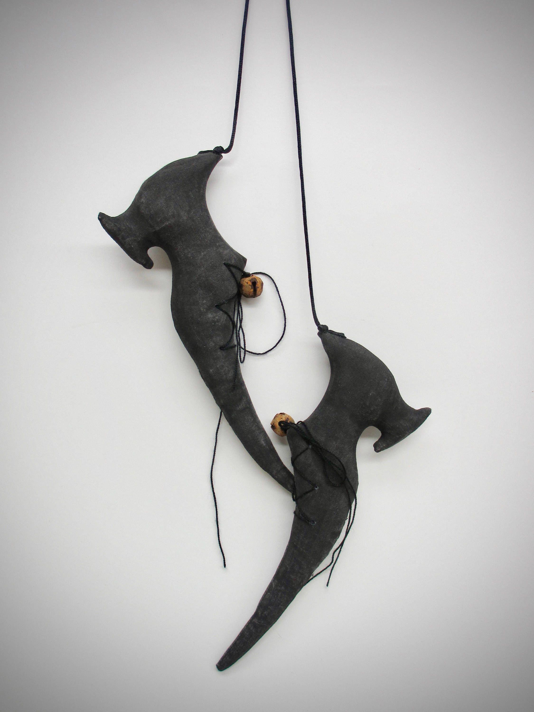 Primitive Witch Shoes | Halloween Decor | Witch Shoe Ornaments ...
