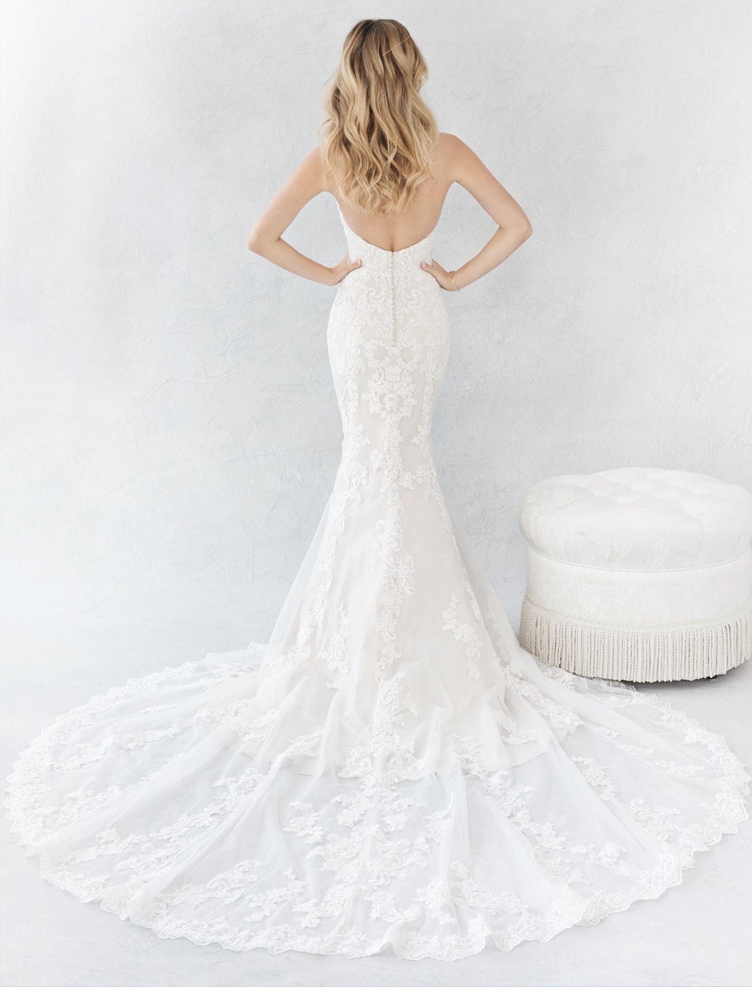 Ella Rosa Be372 Spring Wedding Dress Wedding Dresses Mermaid Sweetheart Wedding Dresses Romantic