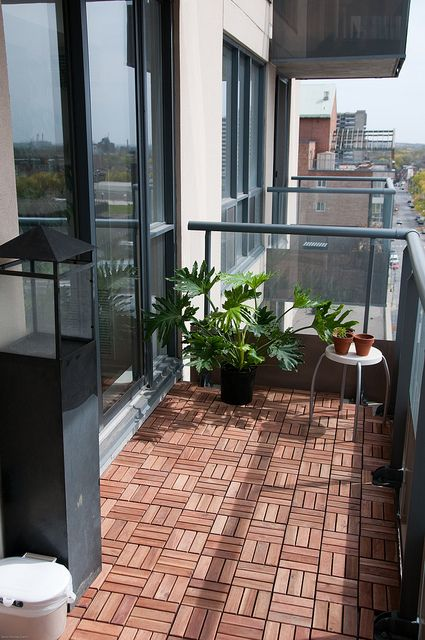 Ikea Small Balcony Decorating Ideas: Balcony After (east) In 2019