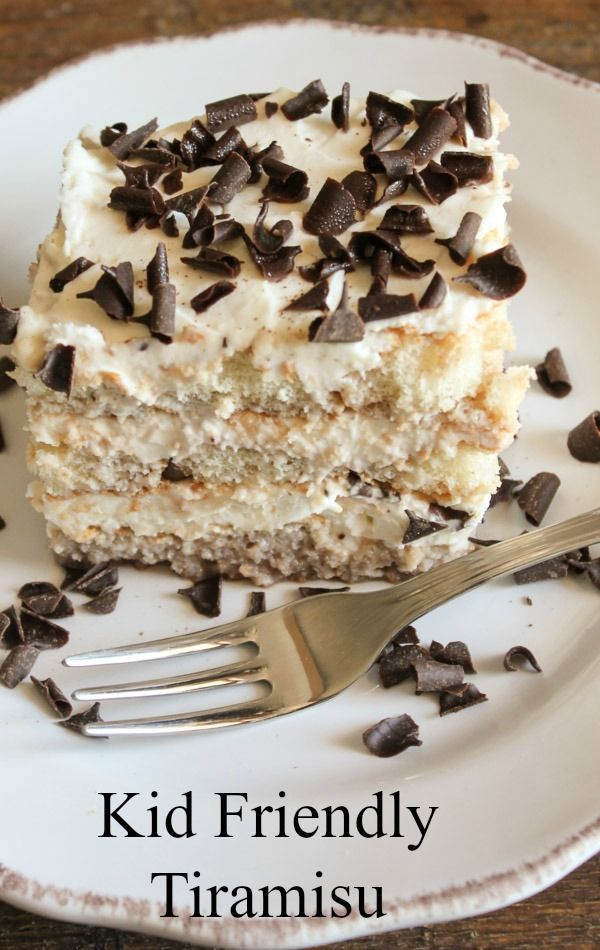 An Easy Tiramisu Recipe This Is A No Bake Delicious Italian