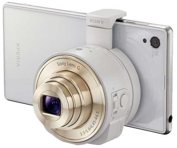 Sony DSC-QX100 y QX10, o cómo convertir un smartphone en una cámara pro. | JCV.Solutions - Blogs Informativos