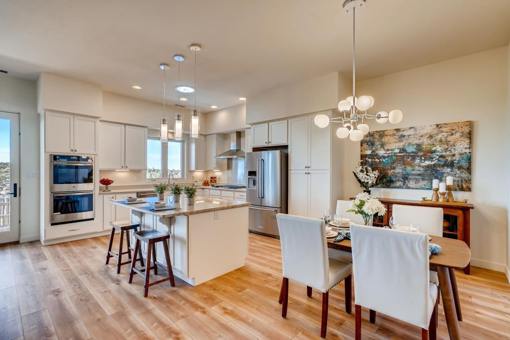 Open Concept Kitchen In 2020 Open Concept Kitchen Maine House Single Level Floor Plans