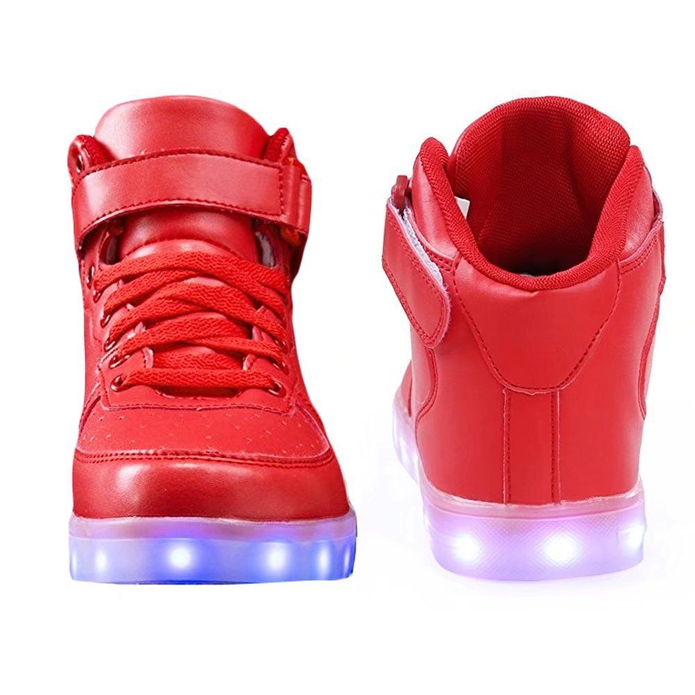 Jedi fight back Kids LED Shoes Light up Sneaker 7 Colors Flashing Shoes for Kids Gift.