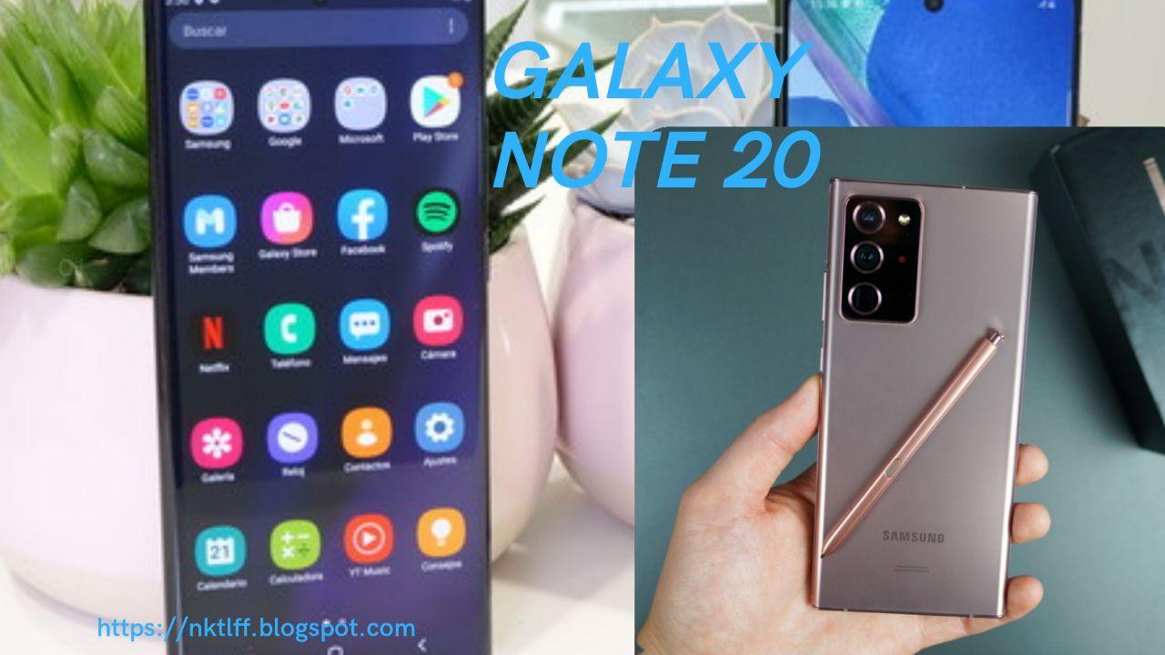 مع Galaxy Note 20 تتجاوز سامسونج الشاشة مع Galaxy Note 20 تتجاوز سامسونج الشاشة بعد أشهر من التسريبات والشائعات والتكهنات Galaxy Note Galaxy Iphone