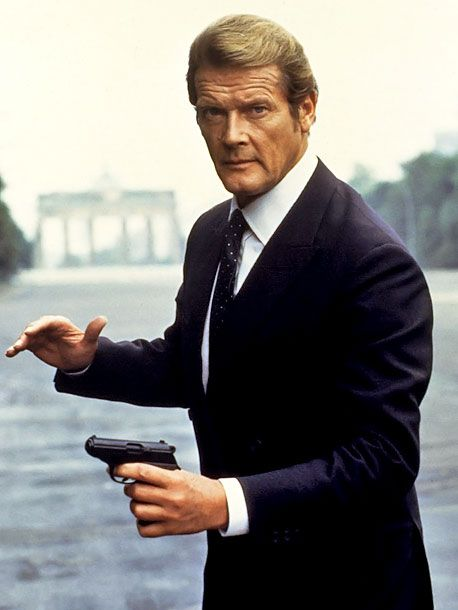 james bond roger moore - photo #1