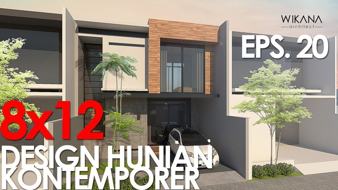 House Plan Split Level 8x12
