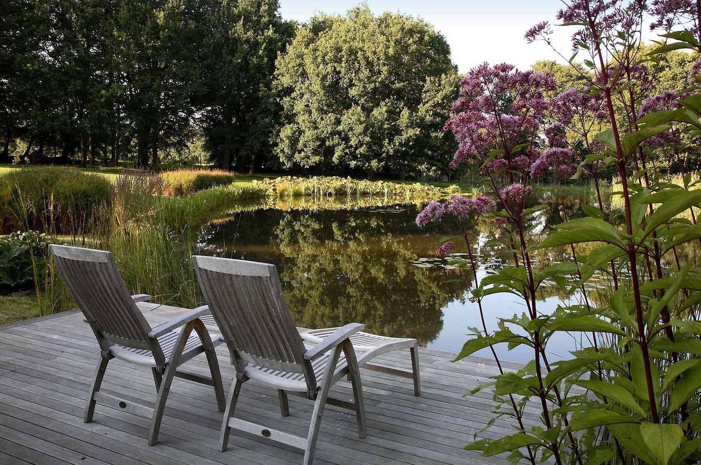 Anthony Paul Landscape Design   AQUATIC Gardens   Pinterest ...