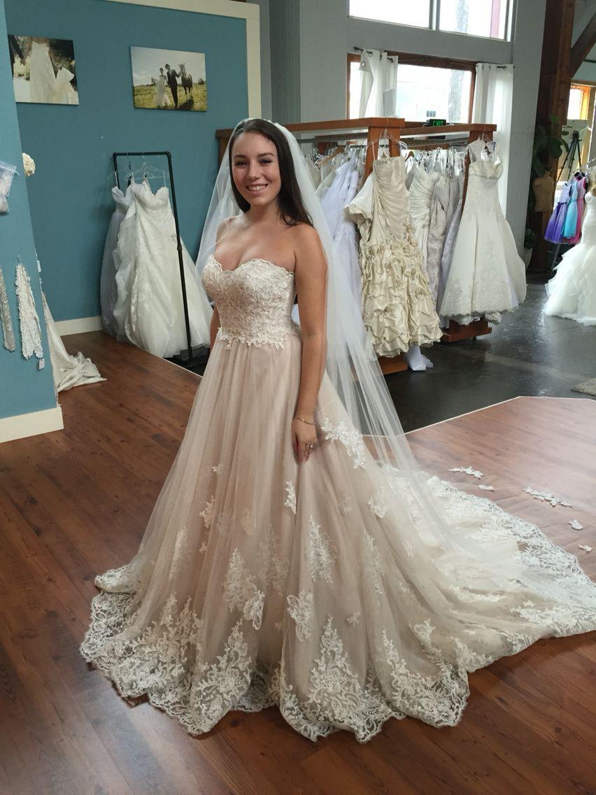 My dress! Essence of Australia D1751 Essence of