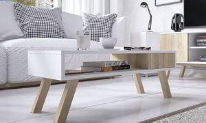 Table Basse Vero Table De Salon Table Basse Table Basse Blanche