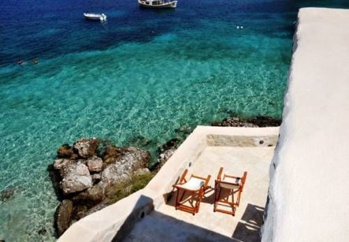 Pirgos Mavromichali Hotel, Greece