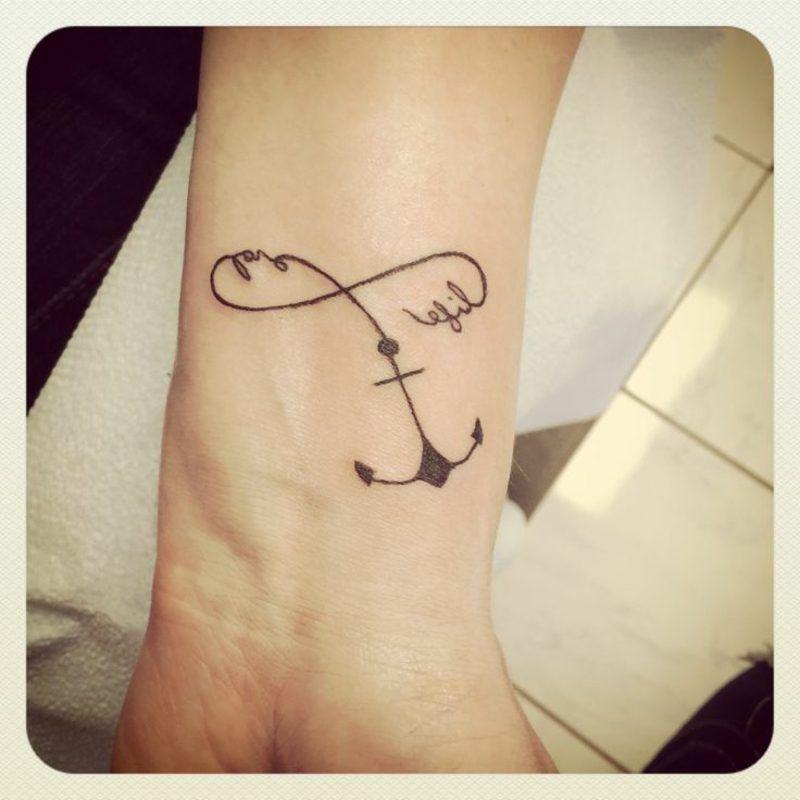 Immer tattoos zeichen für Tattoo