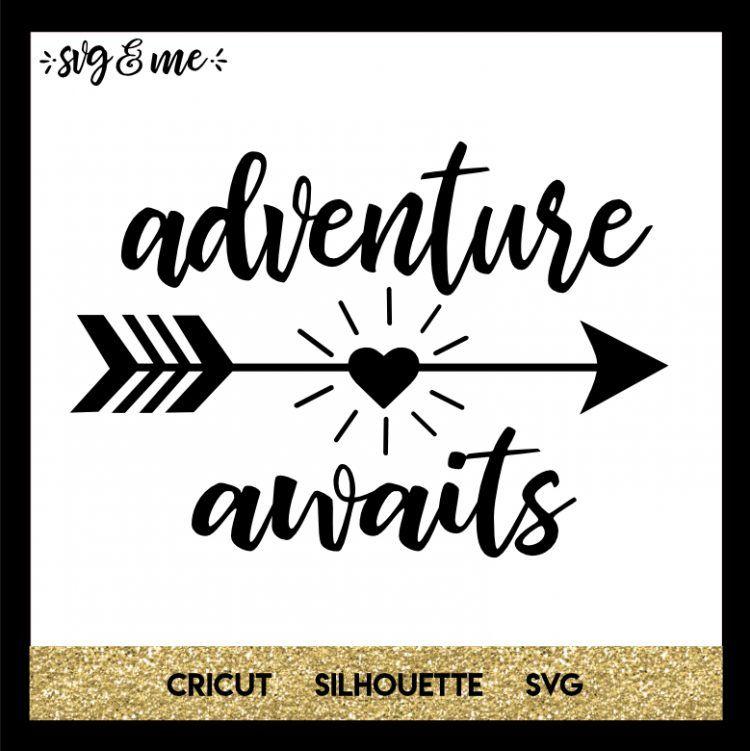 Adventure Awaits Adventure Awaits Vinyl Quotes Adventure