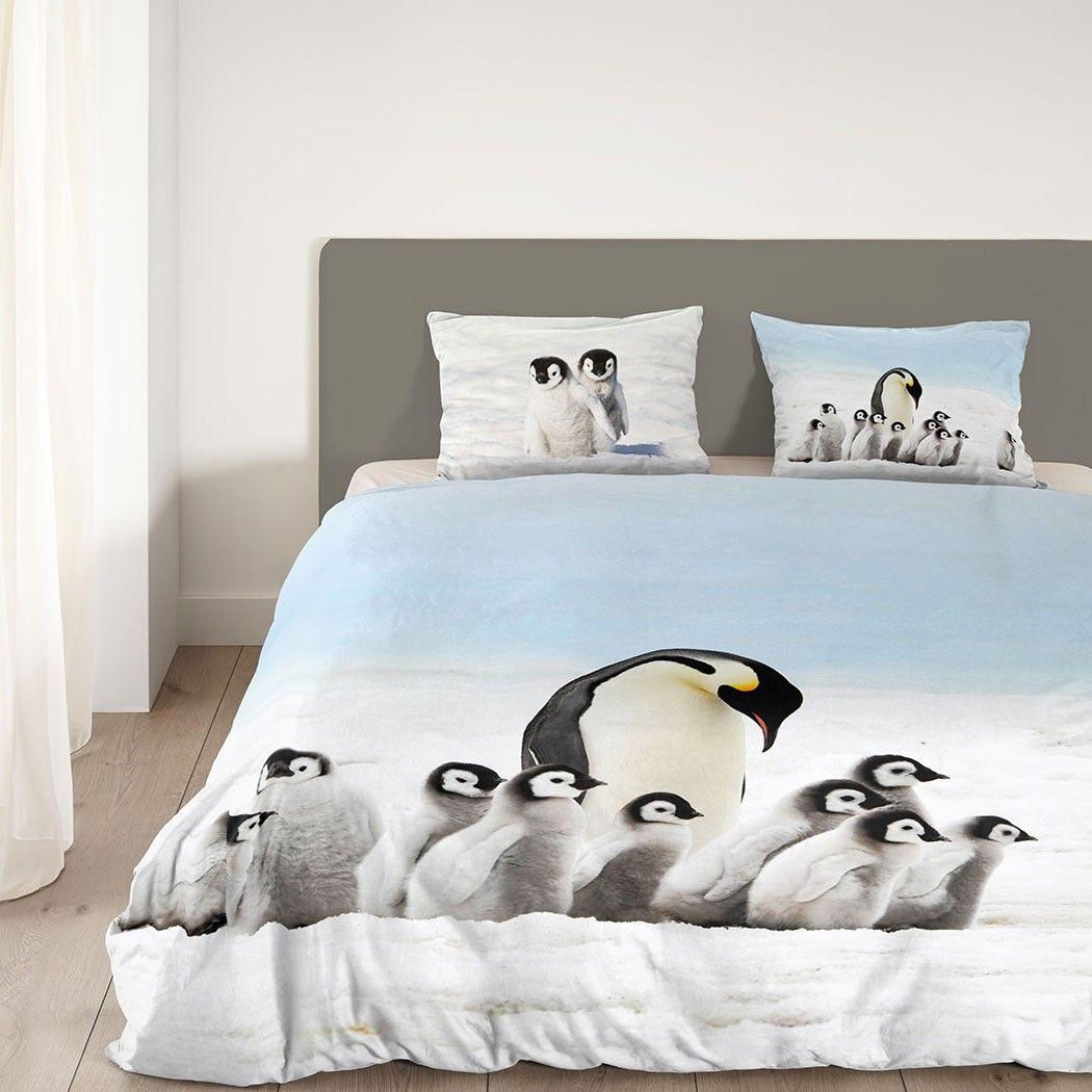 good morning bettw sche pinguins online kaufen bettw sche kissen u a pinterest pinguine. Black Bedroom Furniture Sets. Home Design Ideas