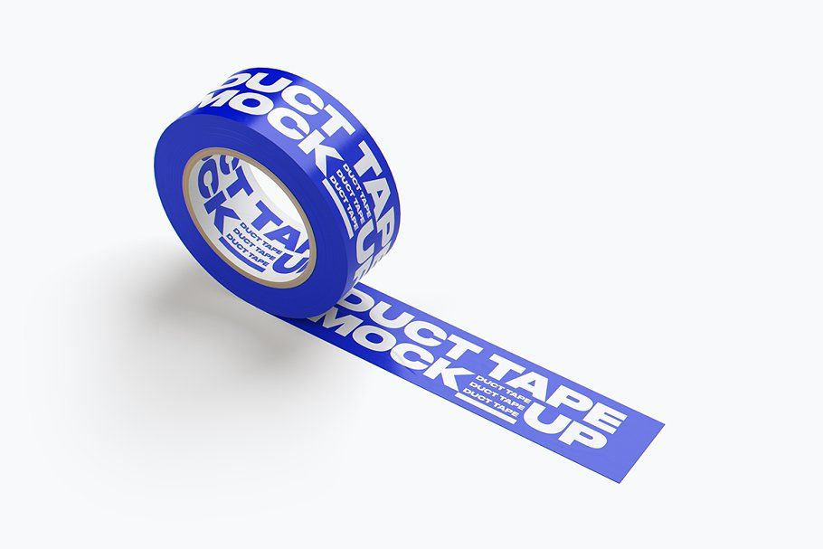 Duct Tape Mock Up Vol 1 Custom Tape Duct Tape Mockup