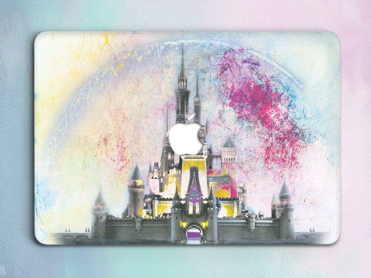 Castle Macbook Air Case 13 Inch Disney Macbook Case Macbook