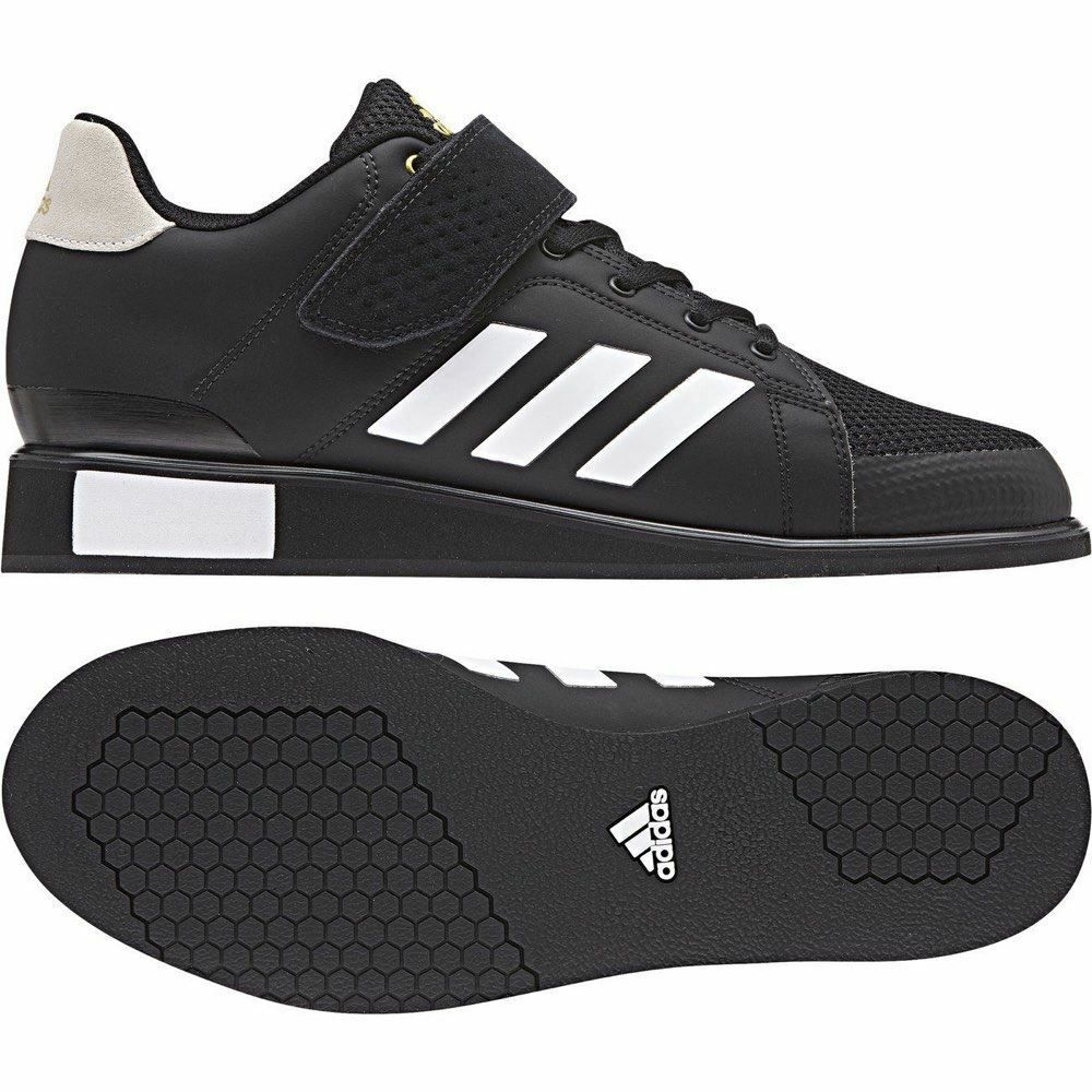 Photo of Adidas Power Perfect 3 Weightlifting Shoes Mens Womens Kids Powerlifting Boots
