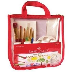 young artist learn to paint kit on www.amightygirl   learn to paint, paint set