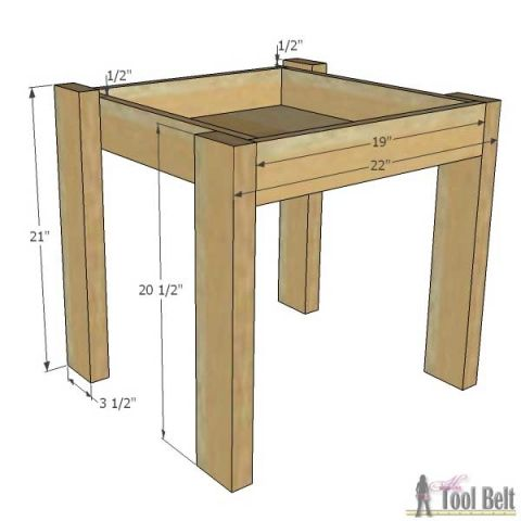 Simple Kid S Table And Chair Set Kids Table And Chairs Diy Kids