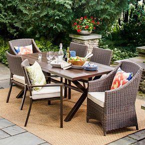 "thresholda""¢ belvedere wicker patio furniture collection outdoor"