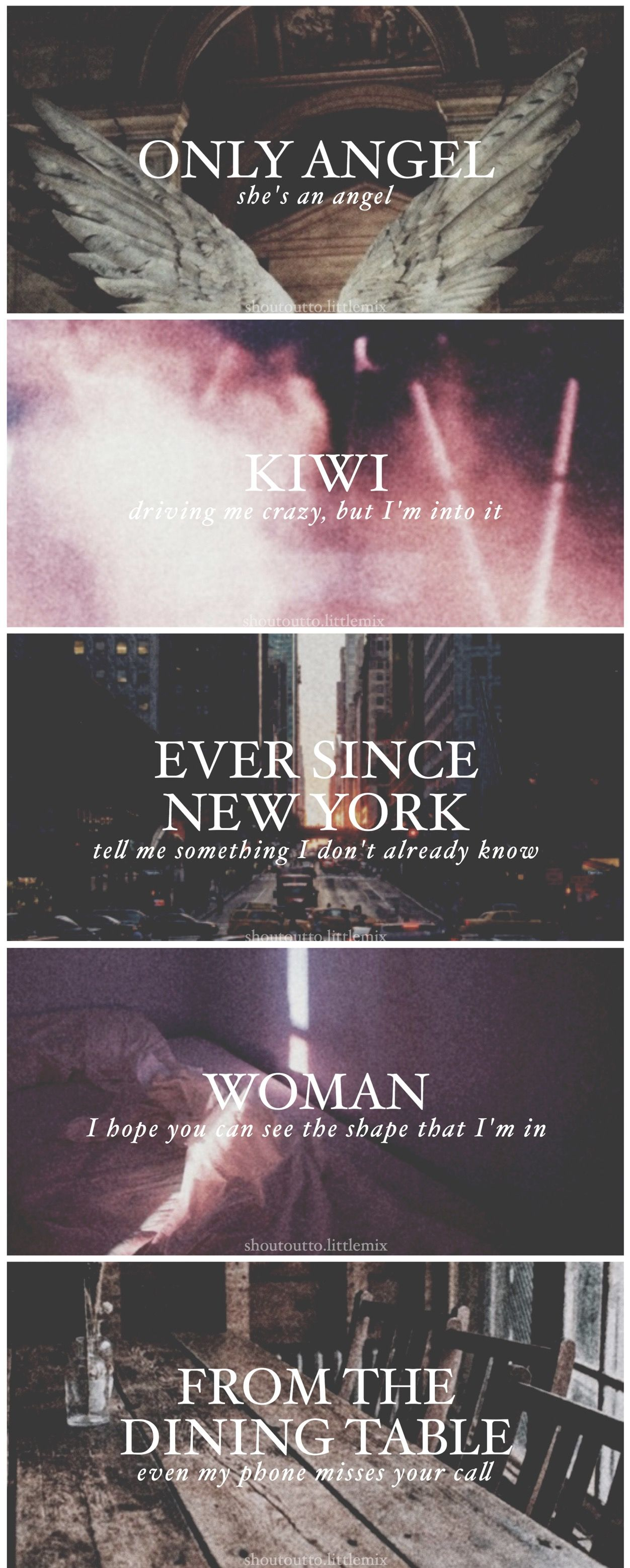 harry styles 'harry styles' tracklist aesthetic for more go to instagram.com/shoutoutto.littlemix (@shoutoutto.littlemix)
