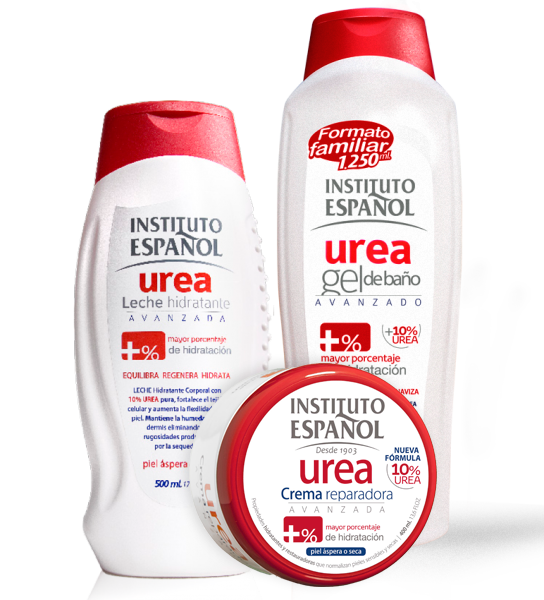 Linea Urea Instituto Espanol Shampoo Bottle Shampoo Personal Care