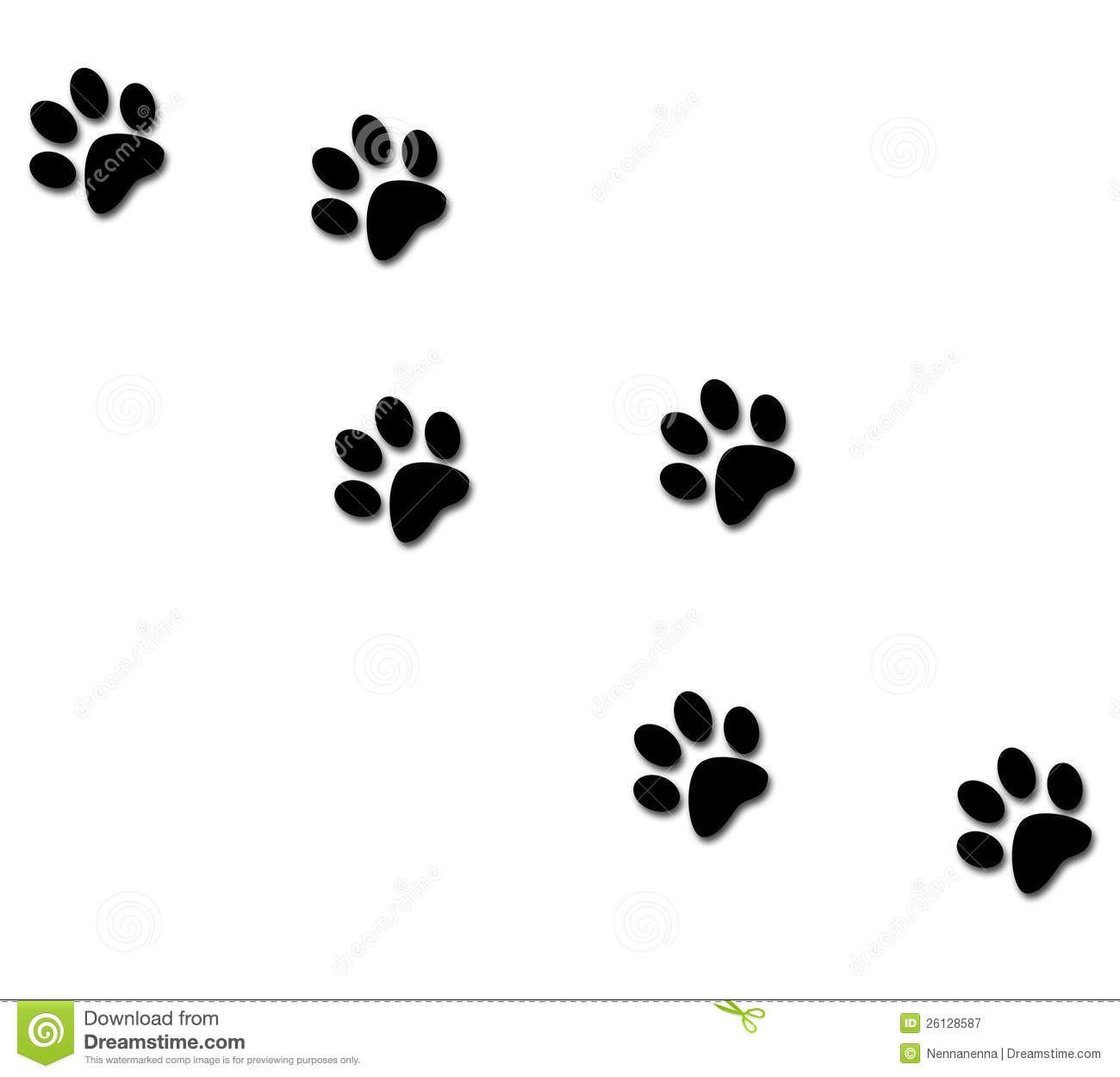 Cat Claws Clipart Paw