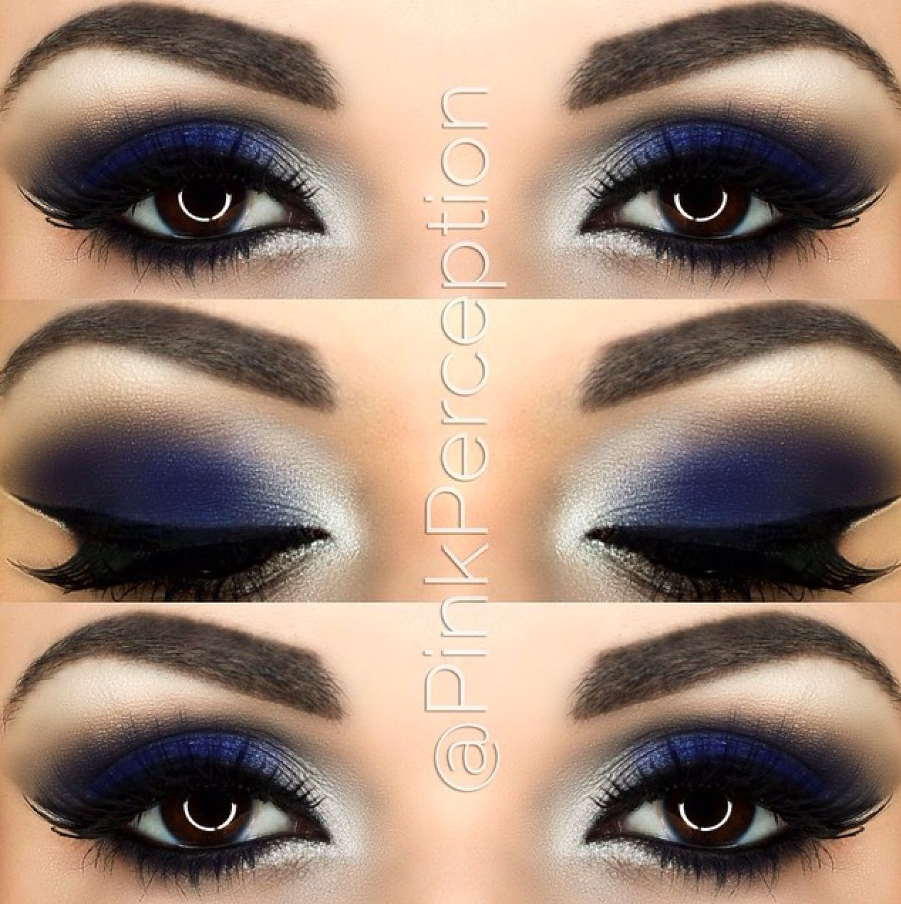 This looks like a perfect bold look❤ | Beauty, Nails, & Hair ...