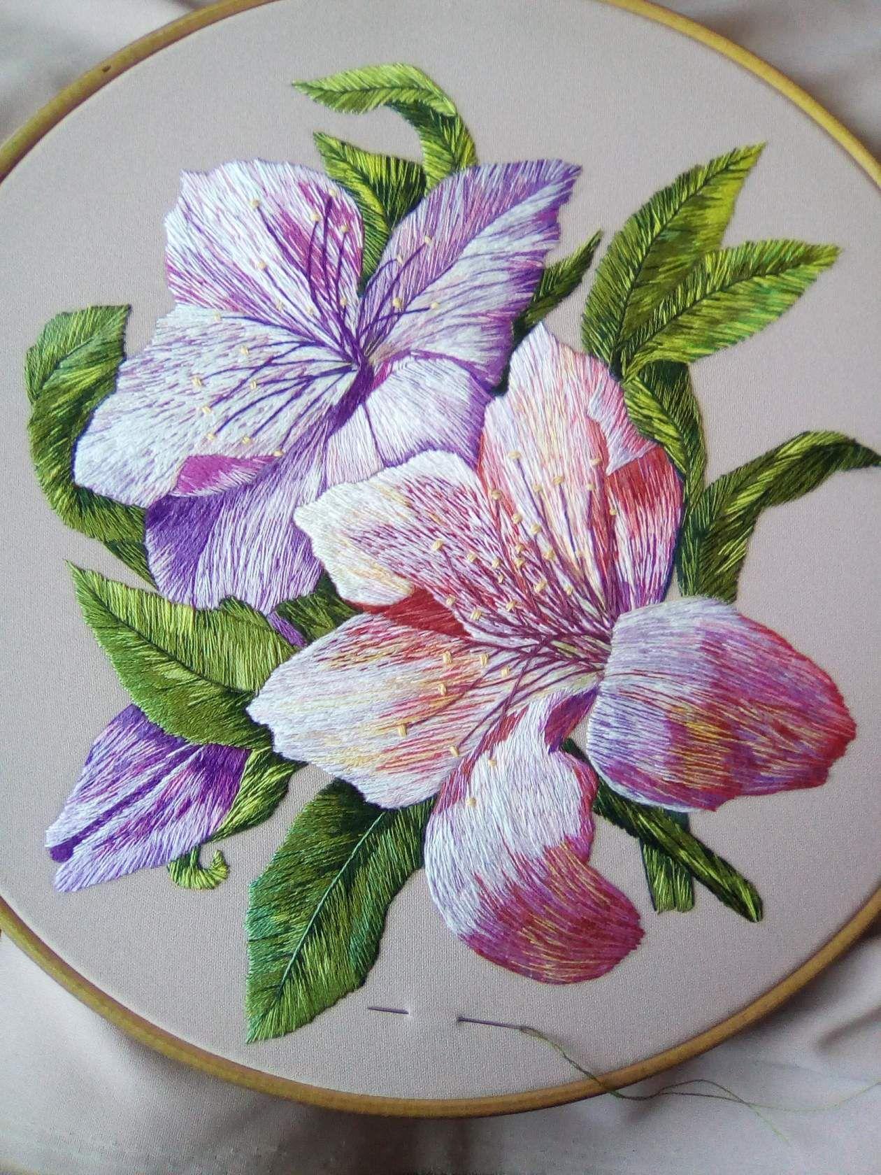 Pin de Maite Miño en embrodeiry & textil | Pinterest | Bordado ...